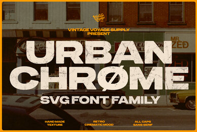 VVDS UrbanChrome
