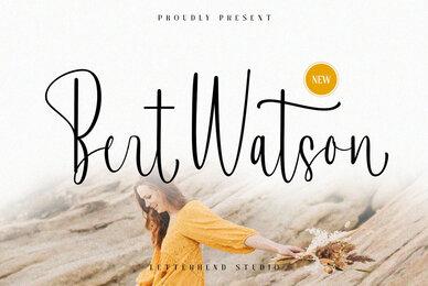 Bert Watson