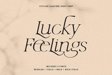 Lucky Feelings
