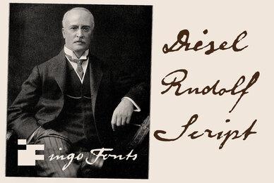 Diesel Rudolf Script