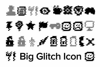 Big Glitch Icon