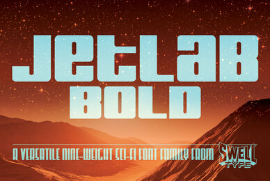 Jetlab Bold