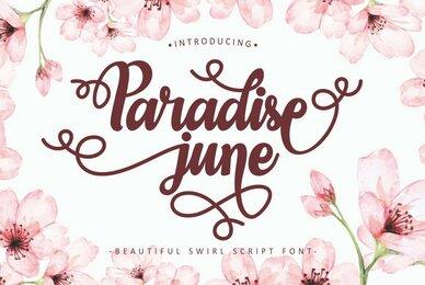 Paradise June