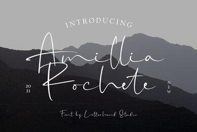 Amillia Rochete