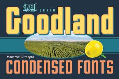 Goodland Condensed