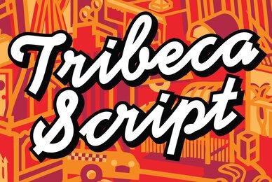 Tribeca Script