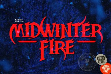 Midwinter Fire