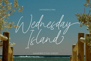 Wednesday Island