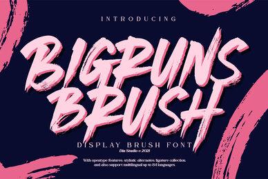Bigruns Brush