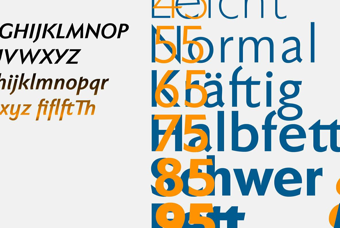 Faber Sans Pro