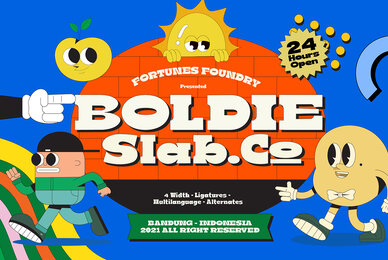 Boldie Slab