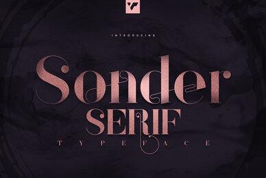 Sonder Serif