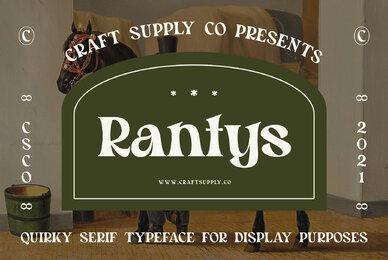 Rantys