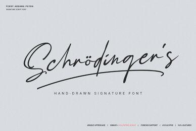Schrodingers