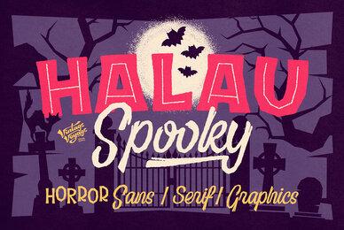 Halau Spooky