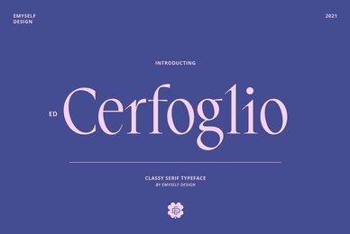 ED Cerfoglio