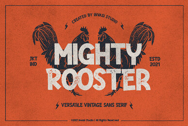 Mighty Rooster