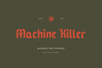 Machine Killer