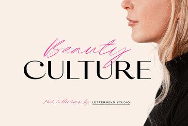 Beauty Culture Font Duo