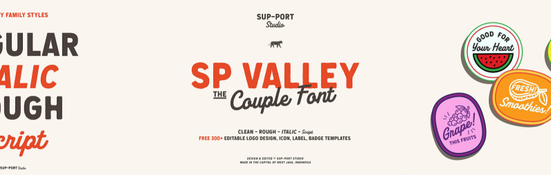 SP Valley Couple