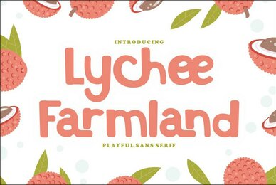 Lychee Farmland