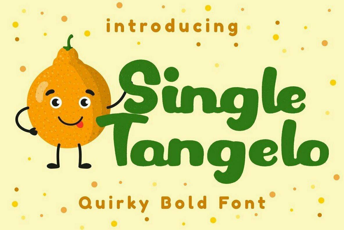 Single Tangelo