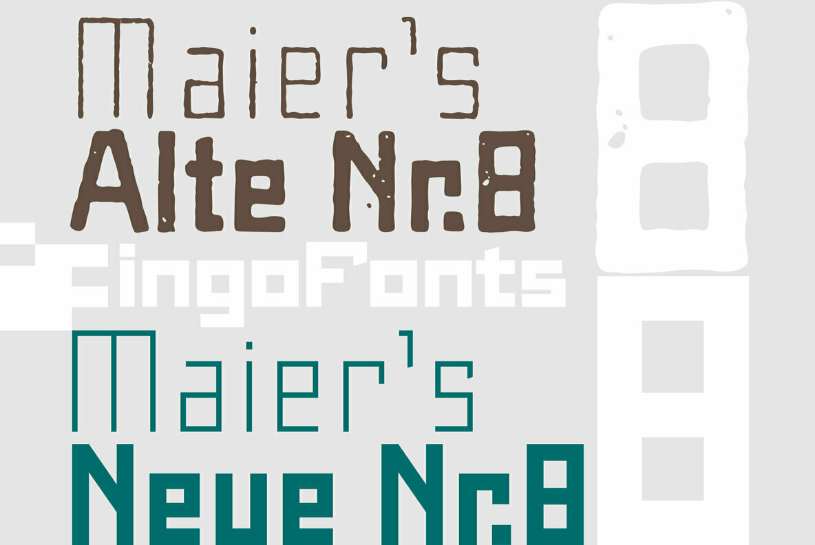 Maiers Nr  8 Pro