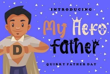My Hero Father
