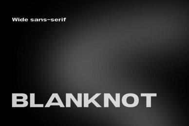Blanknot