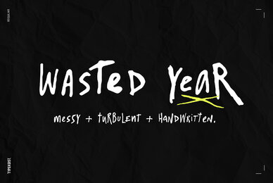 Wasted Year