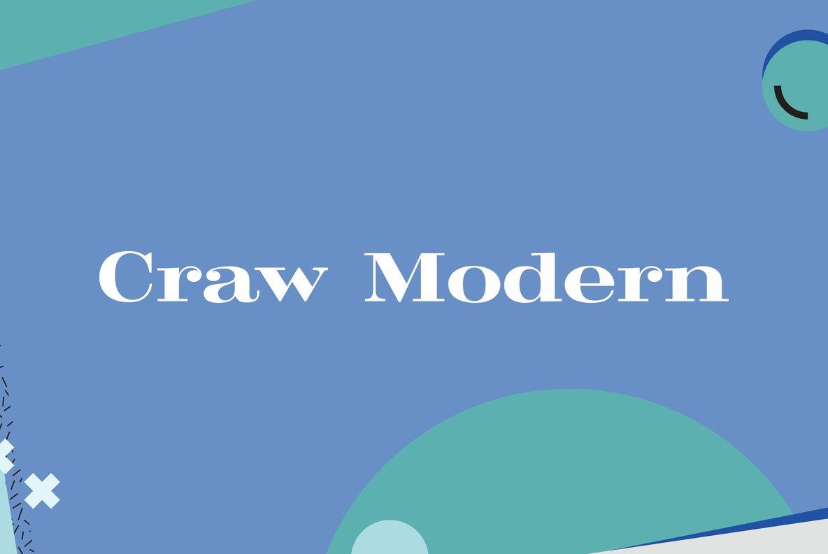 Craw Modern