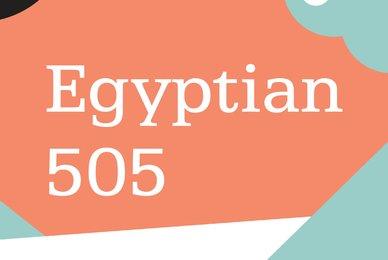 Egyptian 505