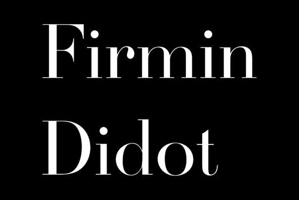 Firmin Didot