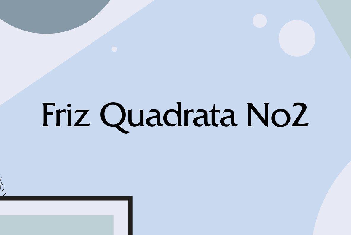 Friz Quadrata
