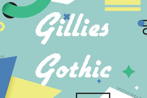 Gillies Gothic
