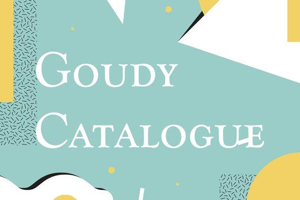 Goudy Catalogue