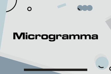 Microgramma