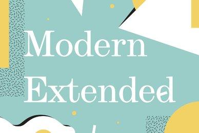 Modern Extended