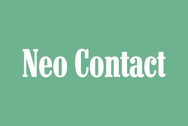 Neo Contact Marlboro