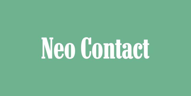 Neo Contact (Marlboro)