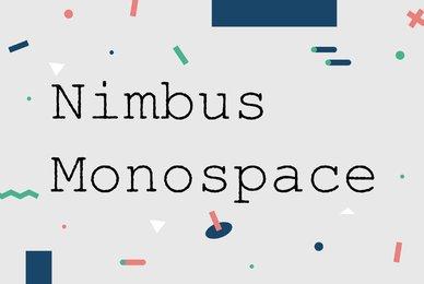 Nimbus Monospace