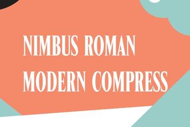 Nimbus Roman Modern Compress