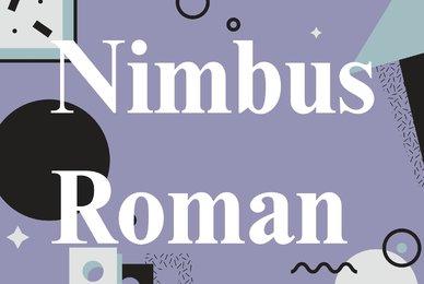 Nimbus Roman