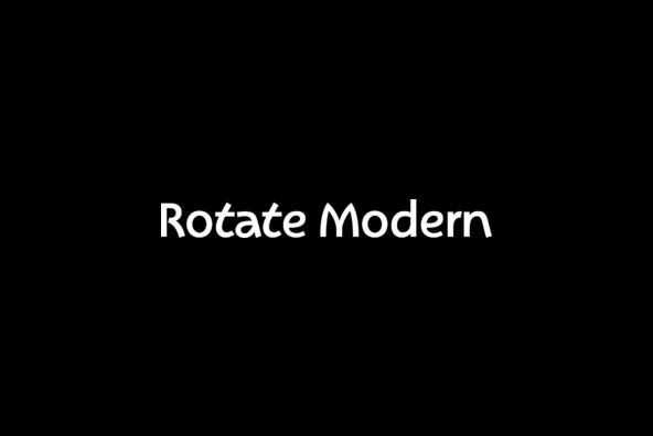 Rotate Modern