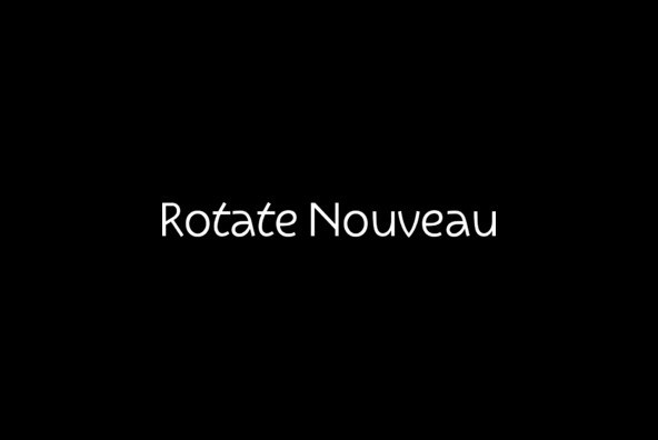 Rotate Nouveau