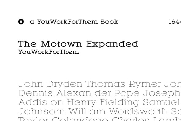 YWFT Motown Expanded