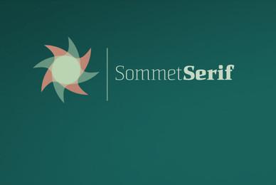 Sommet Serif