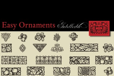 Easy Ornaments