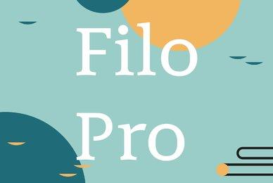 Filo Pro