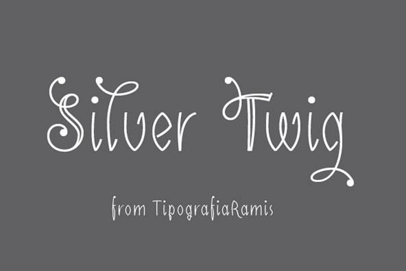 Silver Twig